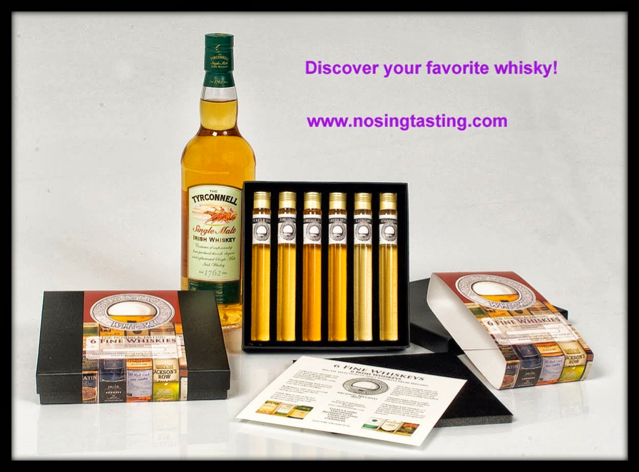 Nosing and Tasting Kits