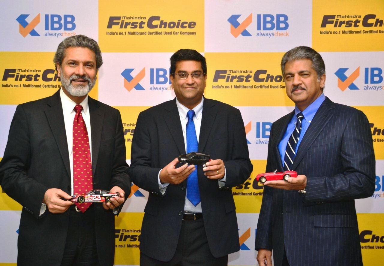 Mahindra First Choice Wheels raises $15 Million