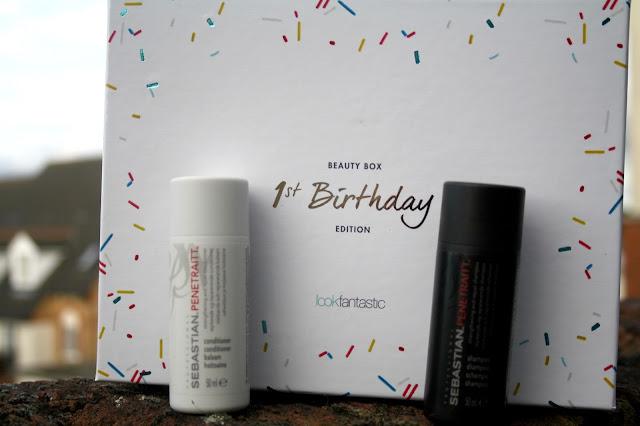 LookFantastic 1st Birthday Beauty Box