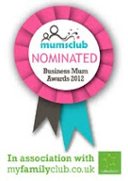 BUSINESS MUM AWARDS 2012