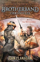 bookcover of THE INVADERS: Brotherband Chronicles #2