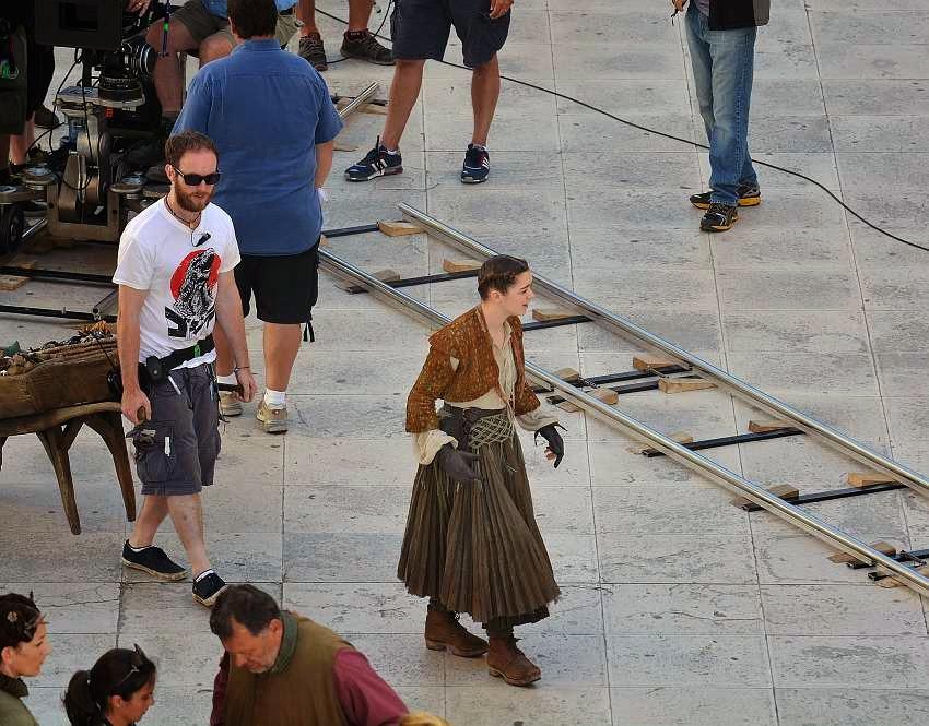 Arya Stark (Maisie Williams) Game of Thrones Season 5