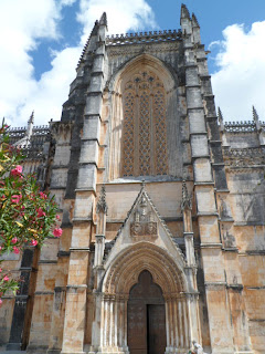 Monastery in Batalha, Portugal