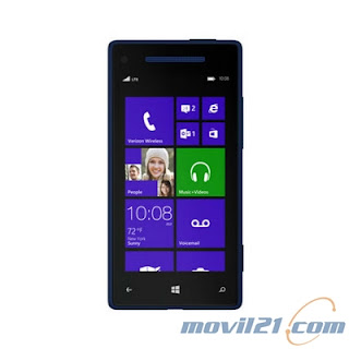 Htc Windows Phone 8X Libre