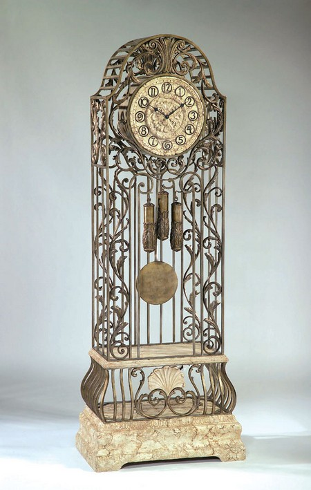 A Compilation Of Grandfather Floor Standing Clocks