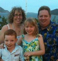 Ian, Ruth, Giorgia & Lewis.