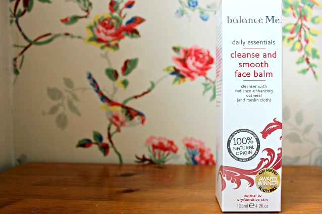 Review | Balance Me Cleanse and Smooth Face Balm