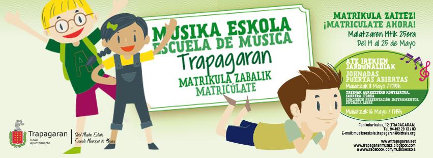 TRAPAGARANGO UDAL MUSIKA ESKOLA