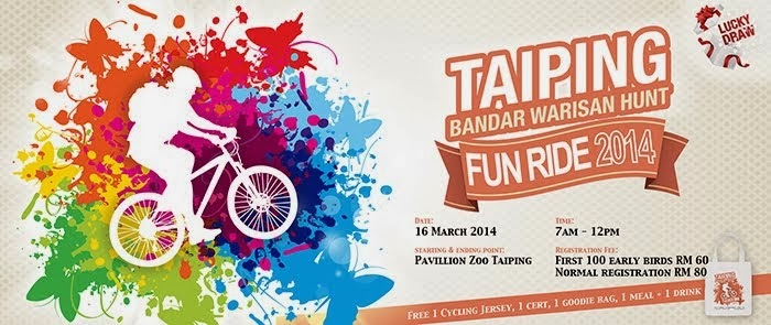 TAIPING WARISAN FUN RIDE