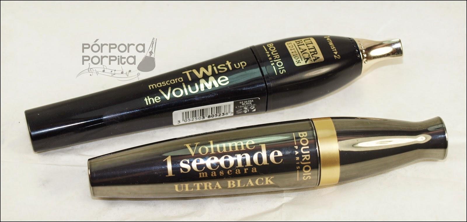 Coleccin Ultra Black De Bourjois Prpora Porpita Eyeliner Liner Stylo 61 Twist Up The Volume Edition