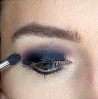 Makijaż paletą Zoeva En Taupe