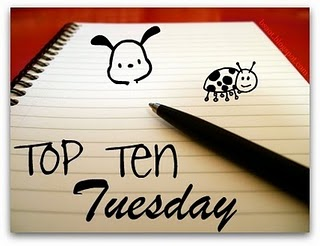 Top Ten Tuesday: Rewind – Childhood Favorites