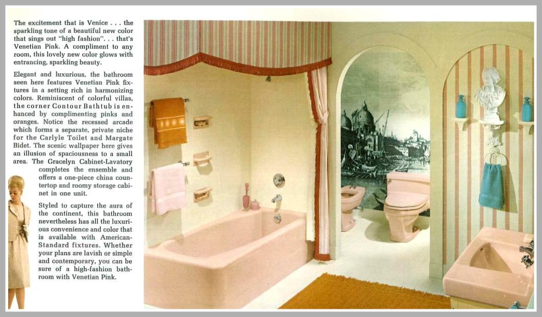 1960 how to plan a trend setting kitchen httpeverythingcrotonblogspotcom2015081960 more mid century modern kitchenhtml - Midcentury Bathroom 2015