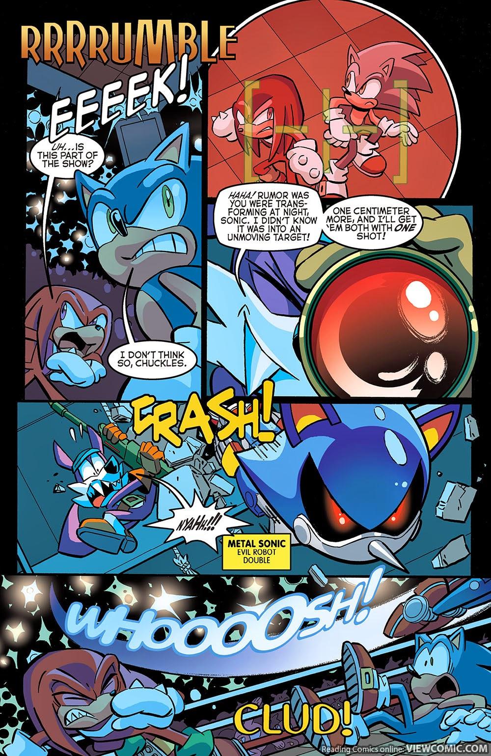 sonic the hedgehog 271 2015 viewcomic reading comics