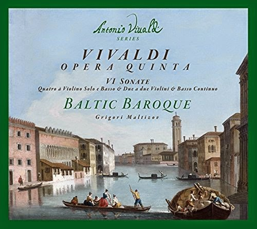 Vivaldi Opus 5