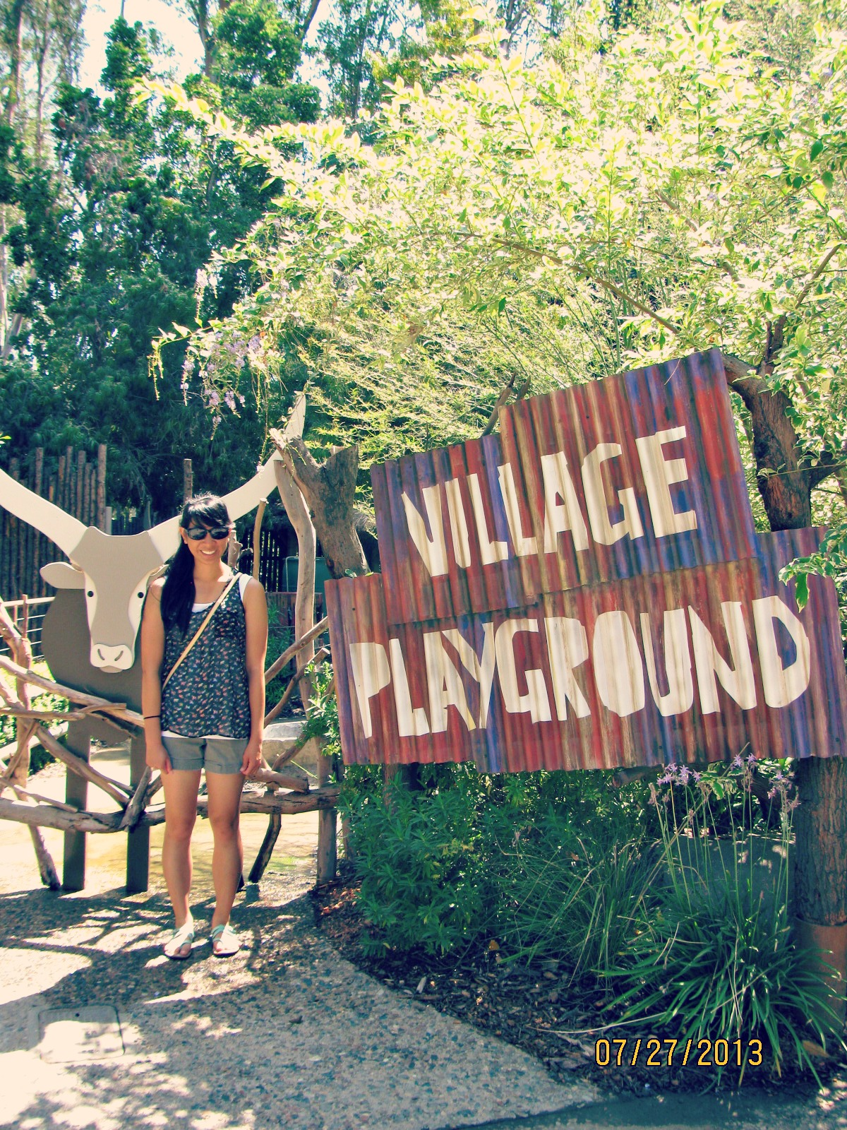 San Diego Safari Park // Village Playground