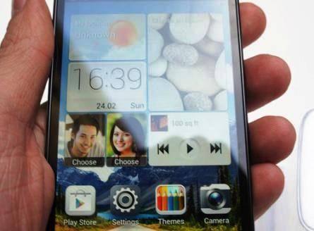 Huawei Ascend P2: o smartphone mais rápido do mundo