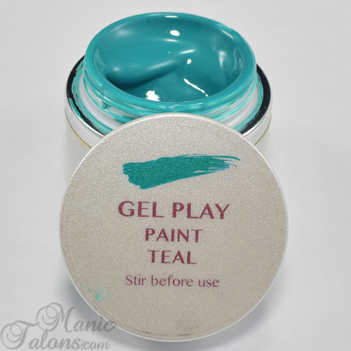 Akzentz Gel Play Teal