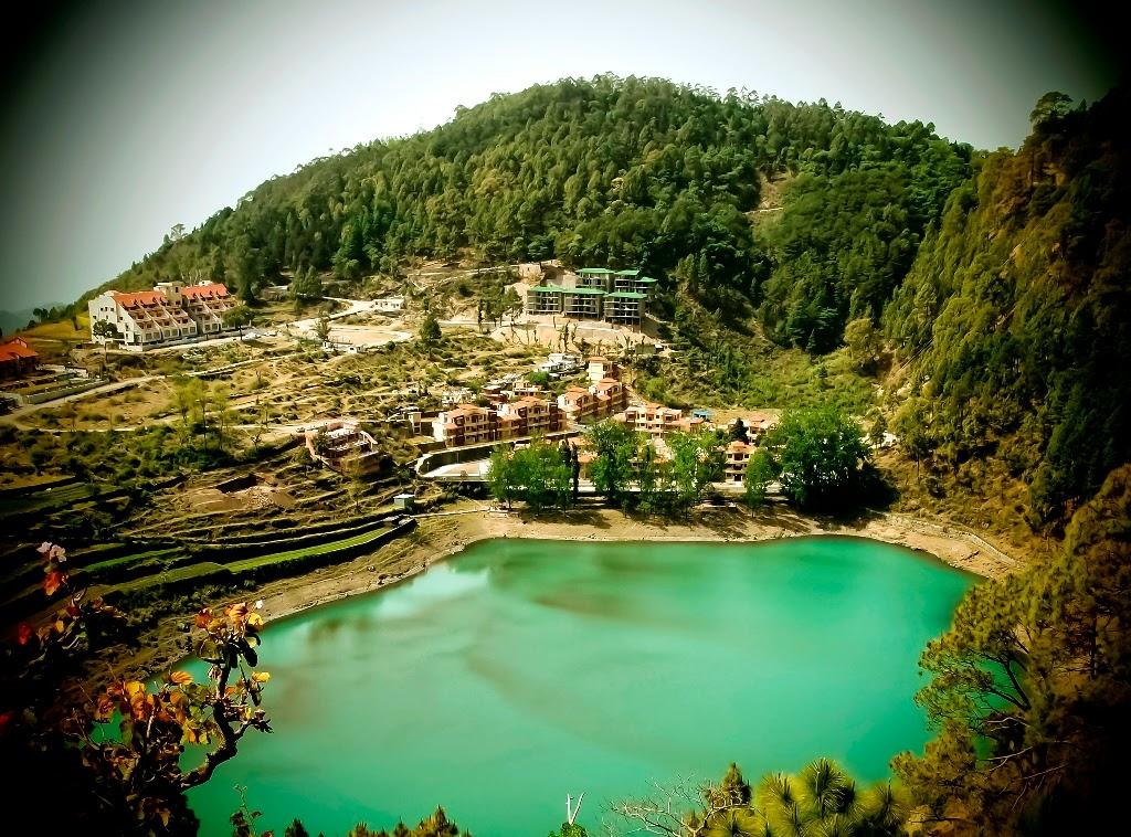 Beautiful Taal of Nainital