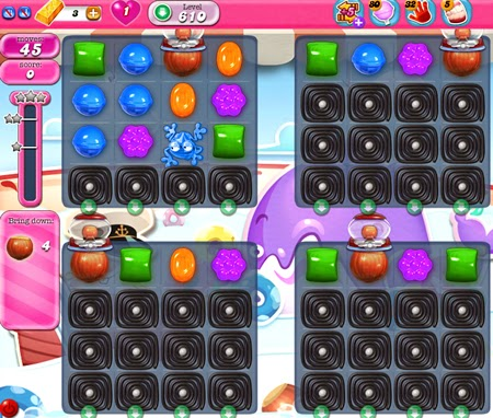 Candy Crush Saga 610