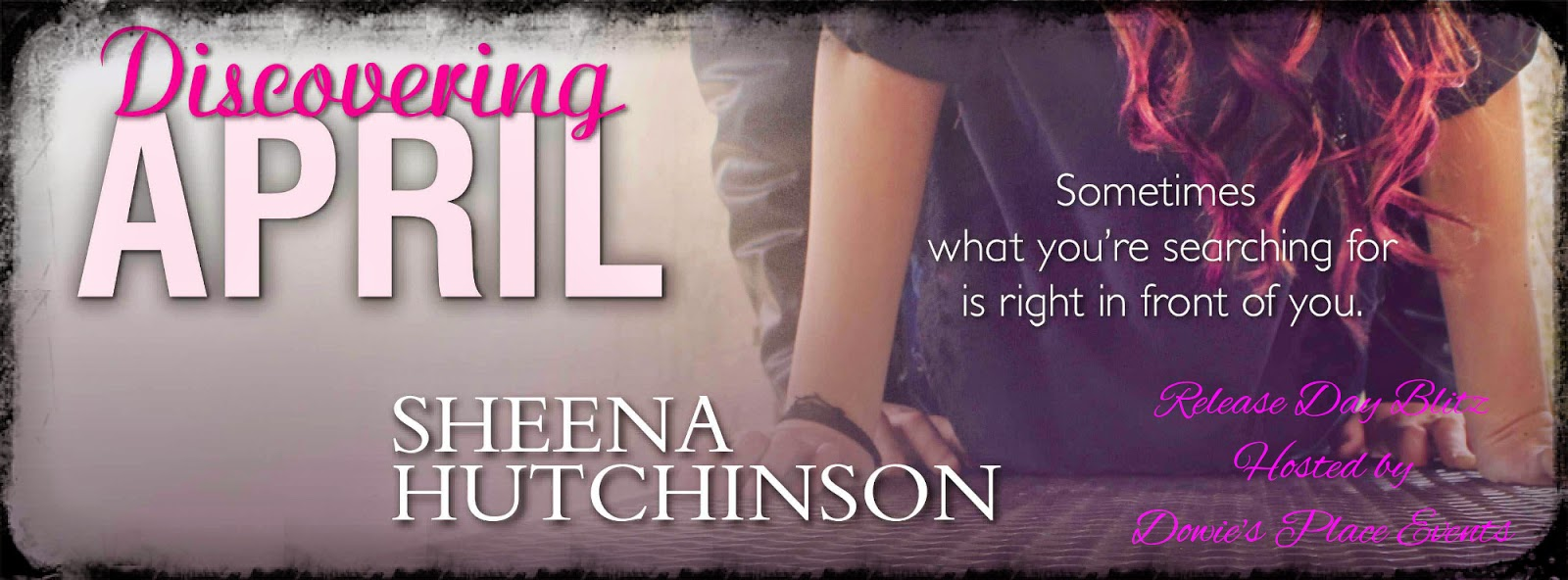 Book Blitz: Discovering April by Sheena Hutchinson