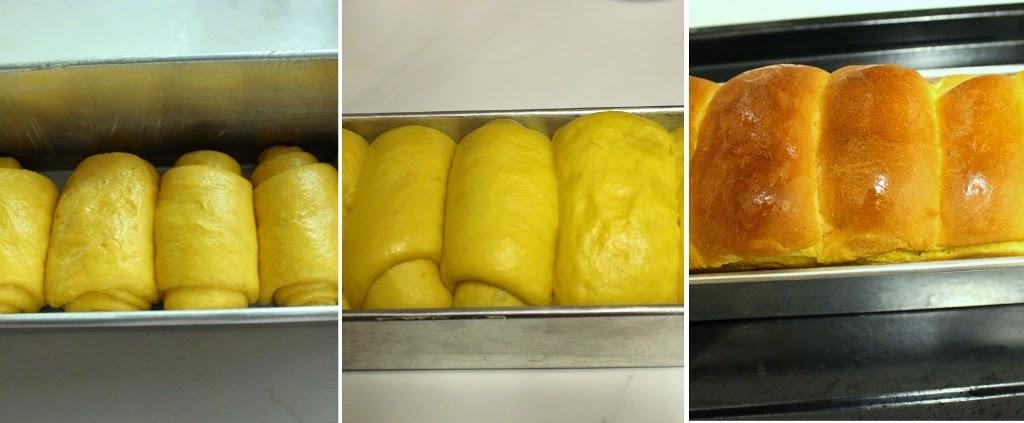 Pumpkin Bread Step 2
