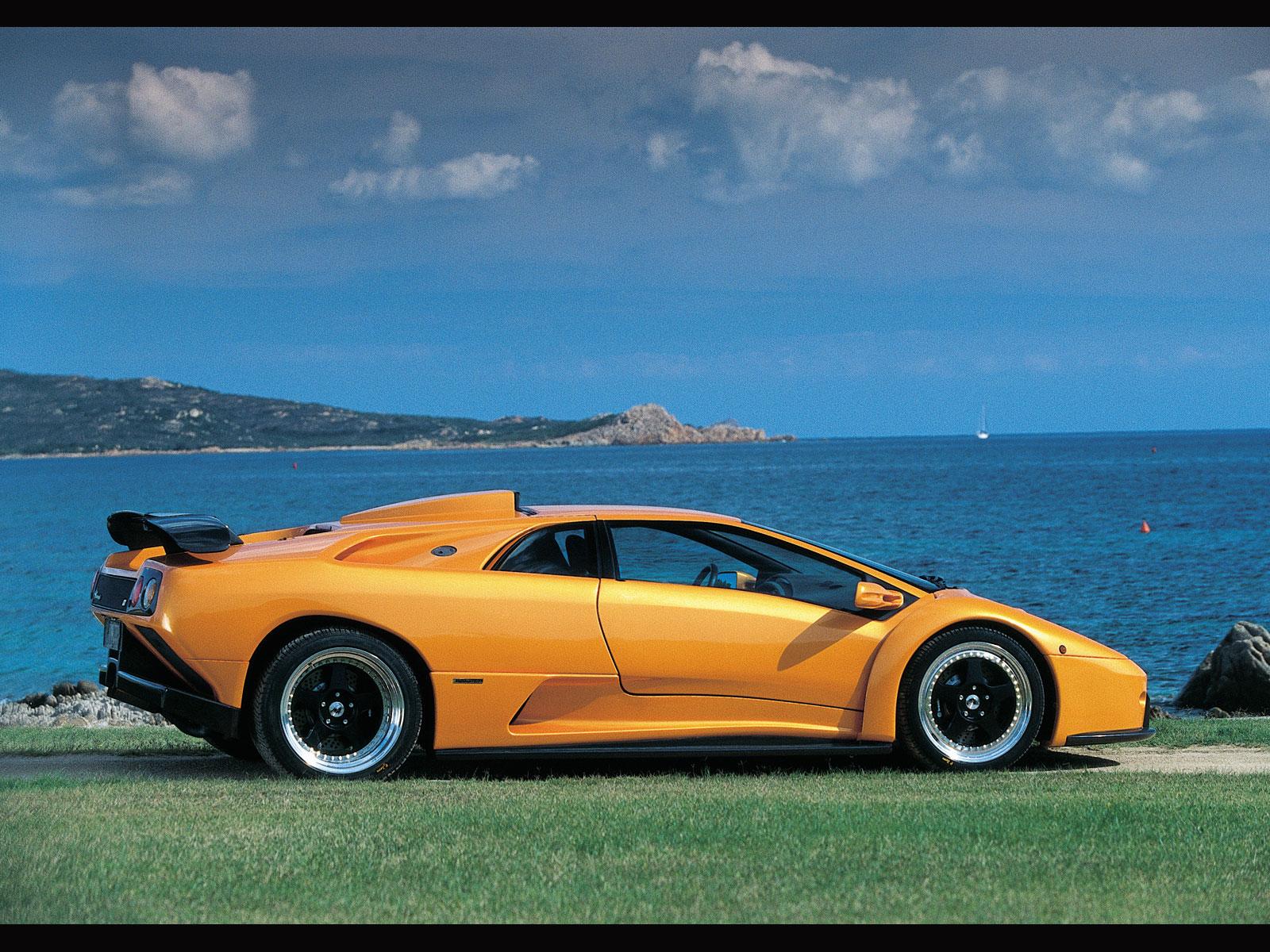 Luxury Lamborghini Cars Lamborghini Diablo Gt