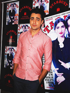 Sonam Kapoor and Imran Khan Launches Stardust Magazine (10).JPG