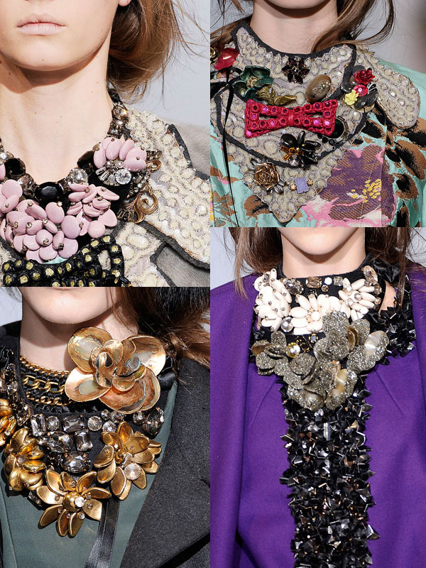 jewelry marni necklace pink lyst product normal pastel in