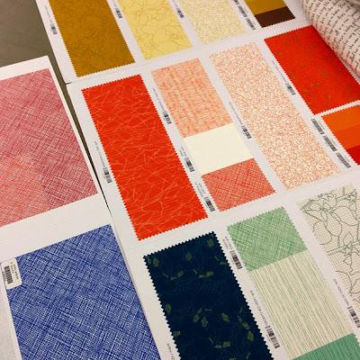 Botanics Fabrics at Pink Castle Fabrics