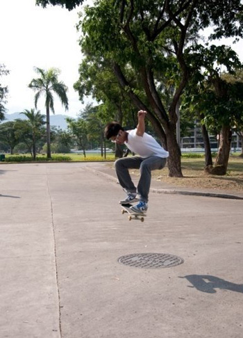 skateboarding not just a hobby a lifestyle Hunting for me isn't just a hobby, it's a lifestyle, he said it keeps me grounded, is a stress reliever and is a way for me to put good grub on the table fellow airmen who know hepner will often refer to him as madman.