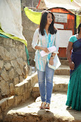 Anushka with Puppy at Blue Cross Pet Carnival Press meet-thumbnail-13