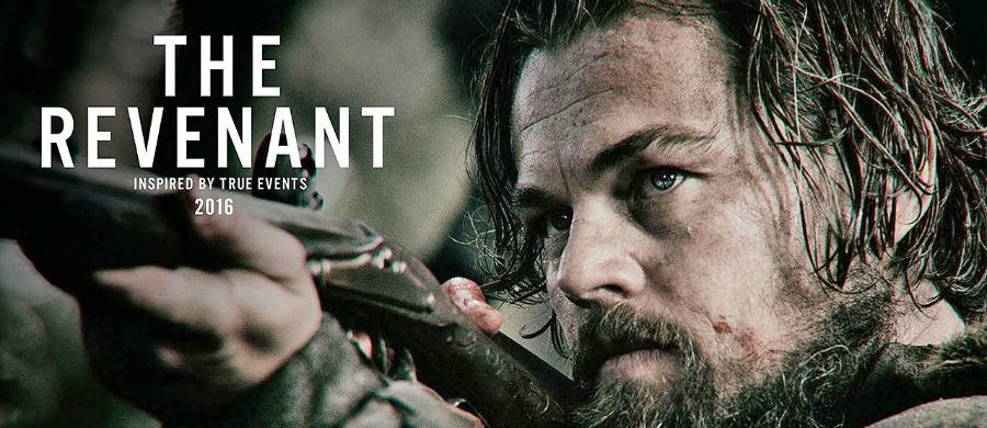 Người Về Từ Cõi Chết - The Revenant - 2015