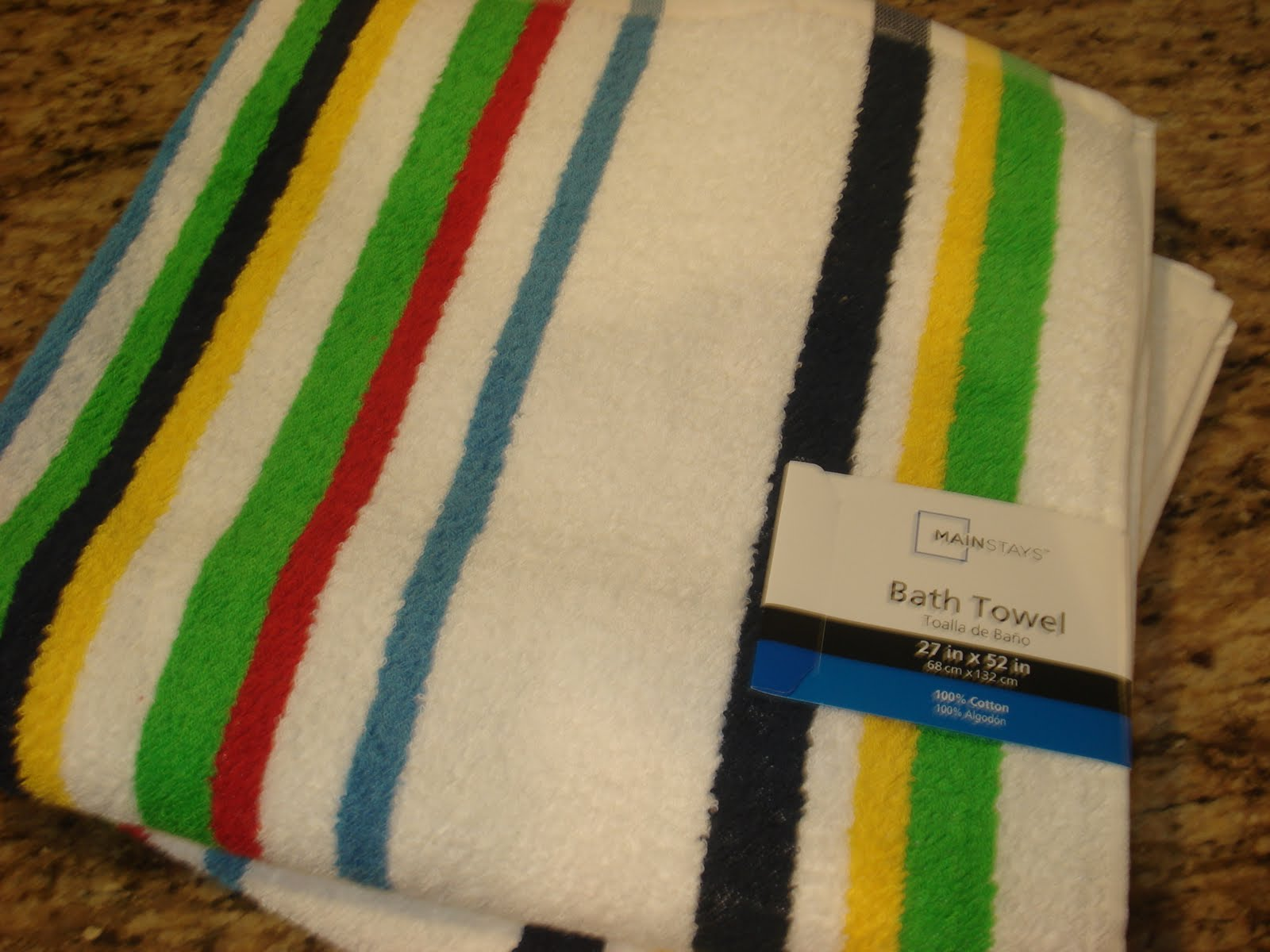 Do it yourself duo fun findmmer supply ive been on the lookout for cute summer outdoor towels at a good pricethough they are marked as bath towels these are nice and big and so cute solutioingenieria Image collections
