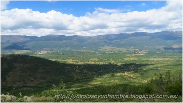 pueblos del Valle del Lozoya