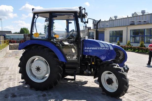 Mahindra 40 Hp Tractor Mahindra Tractors Agricultural