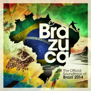 capa Brazuca   The Official Soundtrack of Brazil