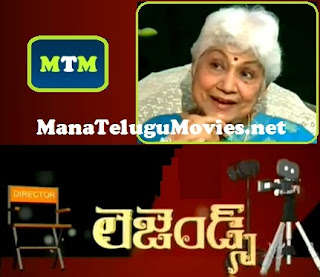 Shavukaru Janaki in Legends-E 3 (24th Sep)