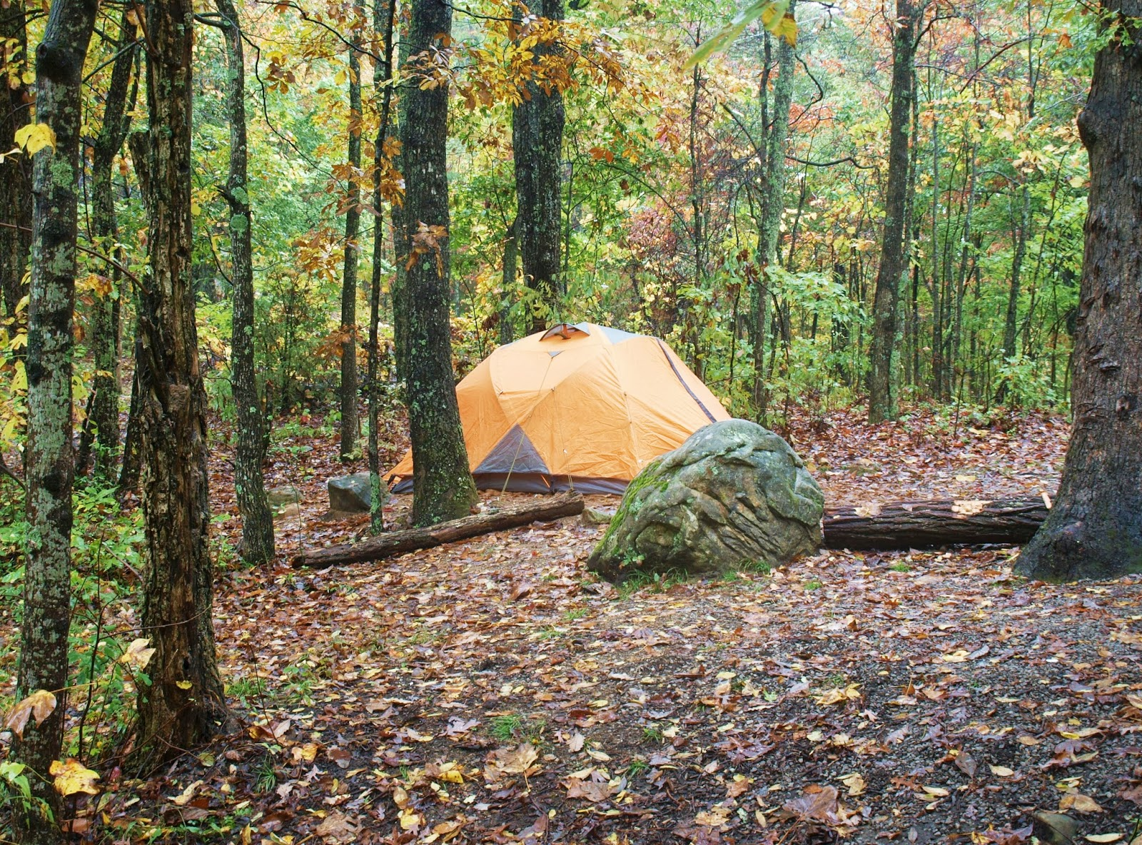 Ohio Thoughts Tent Camping List