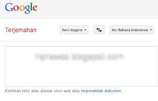 langkah mudah translate dokumen lewat google