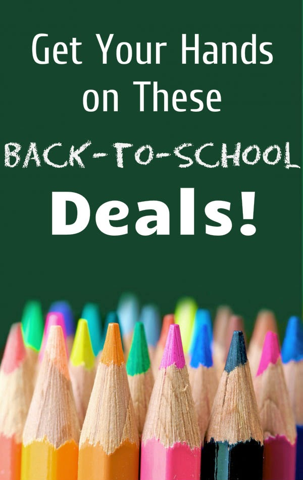 Get your hands on some great back-to-school products and supplies for your homeschool.