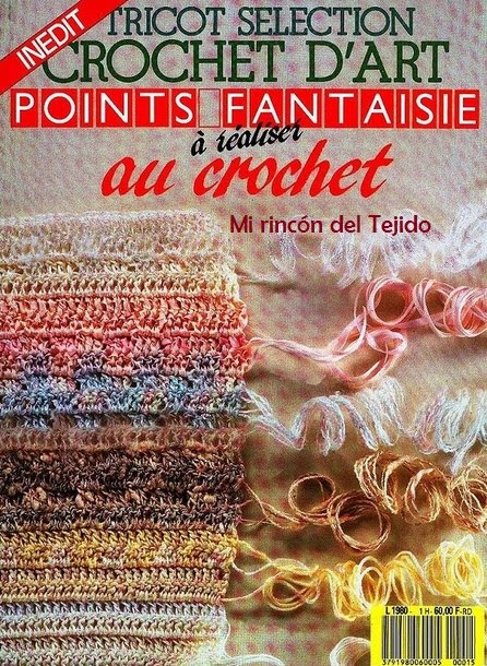 Crochet D'Art /Points Fantaisie