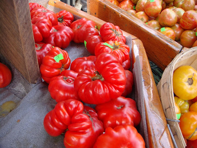 Tomatoes at Wilson Farm, Lexington, Mass.
