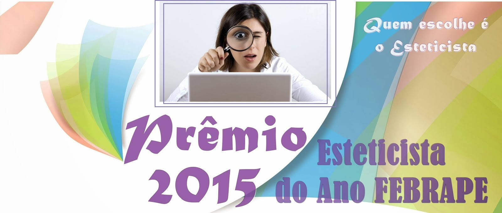 Esteticistas do Ano 2015