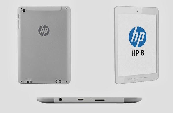 hp 8 1401 tablet özellikleri tanıtım