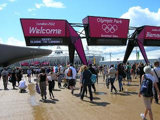 London 2012 Olympics - Olympic Park