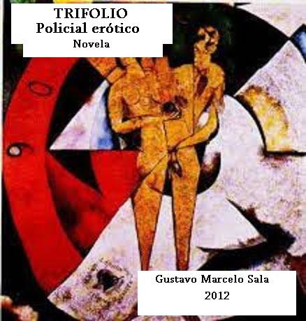 Policial erótico negro - Novela Corta
