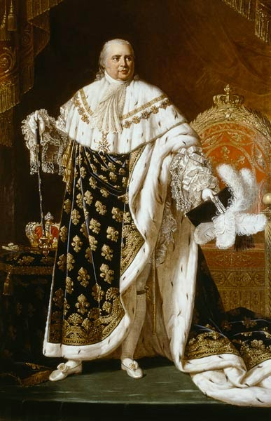 Louis XVIII, The Last King Of France To Die Still Ruling | History ...