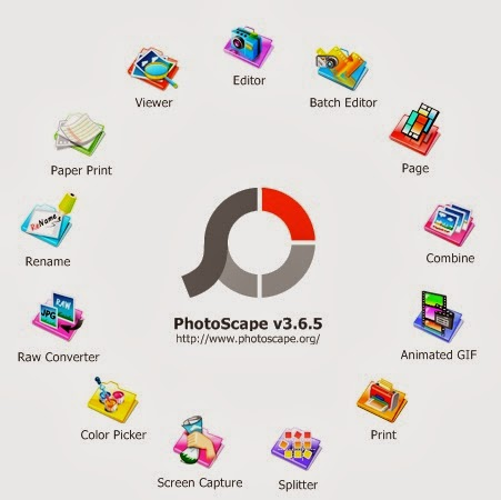Download Photoscape 3.6.5 Terbaru 2014