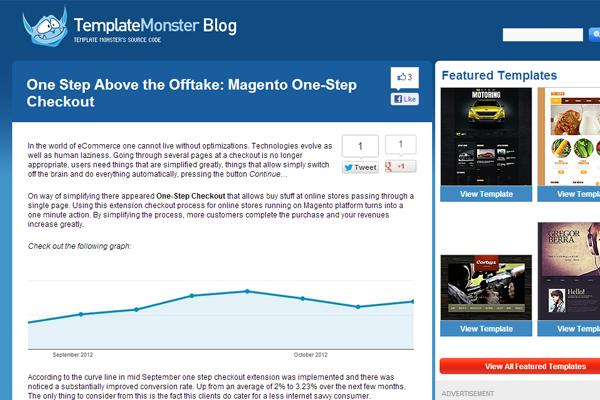 Template Monster Blog